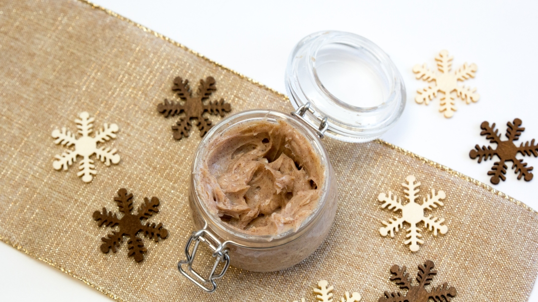 christmas gift idea easy diy gingerbread body butter recipe
